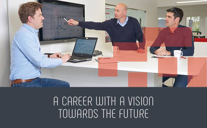 A career with a vision for the future - VistaLink job opportunities
